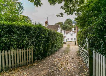 Thumbnail 4 bed semi-detached house for sale in Seven Mile Lane, Borough Green, Sevenoaks