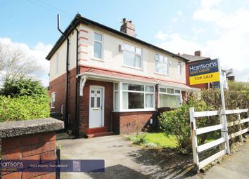 Thumbnail 3 bedroom semi-detached house for sale in Callis Road, Bolton, Lancashire.