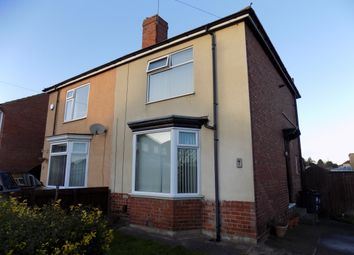 Thumbnail 2 bed semi-detached house to rent in Wensleydale Road, Darlington