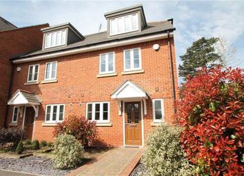 Thumbnail 3 bed end terrace house for sale in Rectory Close, Wokingham, Berkshire