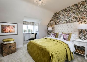 Thumbnail 4 bed detached house for sale in Heathy Wood, Copthorne, West Sussex