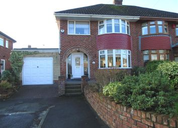 Thumbnail 4 bed semi-detached house for sale in Canterbury Close, Aintree Village, Liverpool