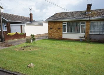 Thumbnail 1 bed semi-detached bungalow to rent in Tilburg Road, Canvey Island