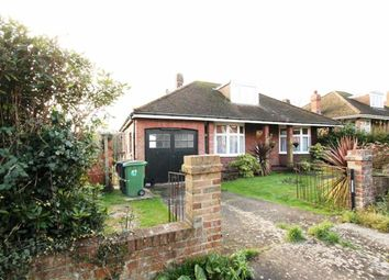 Thumbnail 2 bed detached bungalow for sale in Park View, Hastings, East Sussex