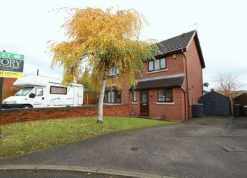 Thumbnail 2 bed semi-detached house to rent in Cambridge Close, Biddulph, Stoke-On-Trent