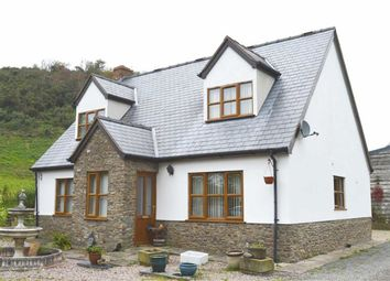 Thumbnail 4 bed detached house to rent in Swn Y Gwynt, Aberhafesp, Newtown, Powys