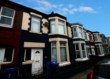 Thumbnail 4 bed terraced house for sale in Fairburn Road, Liverpool, Merseyside