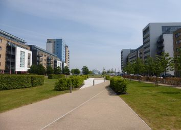 Thumbnail 1 bed flat to rent in Kilcredaun House, Ferry Court, Cardiff Bay