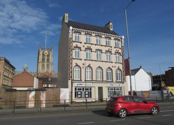 Thumbnail 1 bed flat for sale in Marina Court, Castle Street, Hull