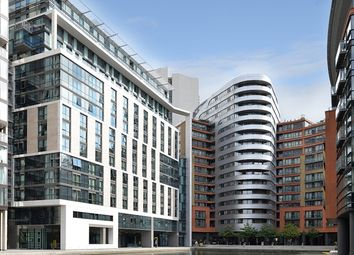 Thumbnail 1 bed flat to rent in Merchant Square, 5 Harbert Road, Paddington