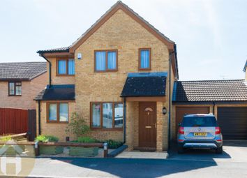 Thumbnail 4 bedroom link-detached house for sale in Bardsey Close, Royal Wootton Bassett, Swindon