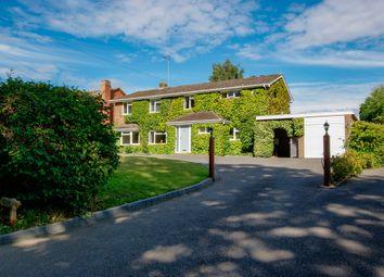 Arrow Lane, Hartley Wintney, Hook RG27. 5 bed detached house
