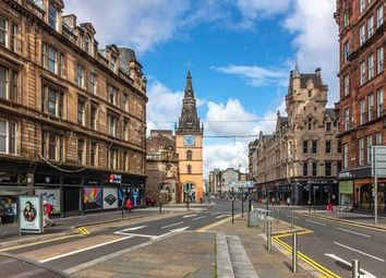 Thumbnail 2 bed flat to rent in Trongate, Glasgow