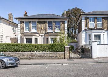 Thumbnail 4 bed detached house for sale in Slaithwaite Road, London