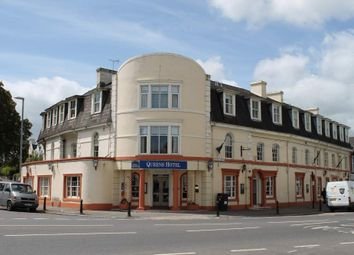 Thumbnail Commercial property for sale in Queens Hotel, Newton Abbot