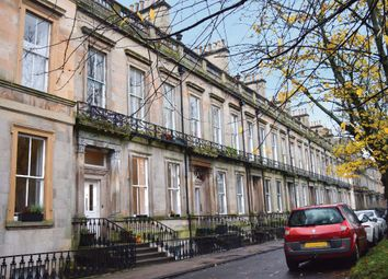 Thumbnail 2 bed flat for sale in Ruskin Terrace, Glasgow