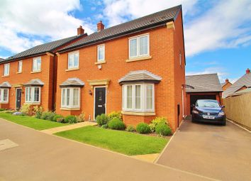 Thumbnail 4 bed detached house for sale in Brookfield Road, Rothley, Leicestershire