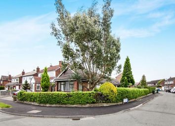 Thumbnail 3 bed bungalow for sale in Radnormere Drive, Cheadle Hulme, Cheadle