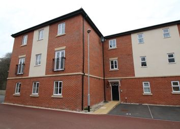 Thumbnail 2 bed flat to rent in De Lacy House Bath Vale, Congleton