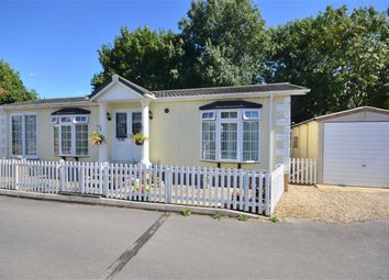 Thumbnail 2 bed mobile/park home for sale in Orchard Park, Hucclecote, Gloucester