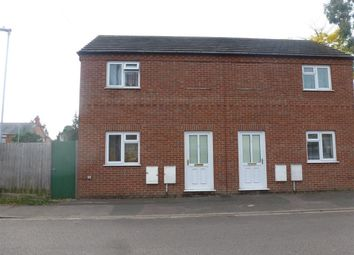 Thumbnail 2 bed semi-detached house to rent in Chestnut Road, Wisbech