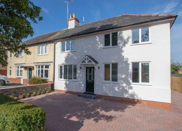 Thumbnail 4 bed semi-detached house for sale in Melbourne Road, Stamford