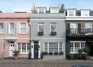 Thumbnail 3 bed mews house to rent in Lennox Gardens Mews, London