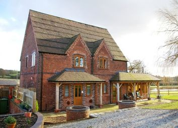 Thumbnail Farmhouse to rent in Lineholt, Ombersley, Worcestershire