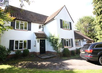 Thumbnail 4 bed detached house to rent in Kingsclear Park, Camberley
