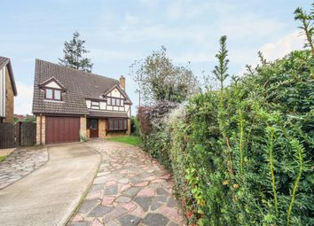 Thumbnail Detached house for sale in Mentmore Gardens, Leighton Buzzard