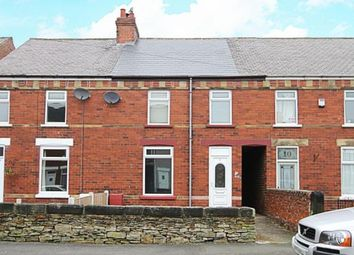 Thumbnail 2 bed terraced house for sale in 8 Church Street West, Chesterfield, Derbyshire