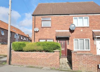 Thumbnail 2 bed semi-detached house for sale in Kitchener Close, Selby