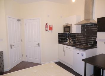 Thumbnail Studio to rent in Queens Road, City Centre, Coventry