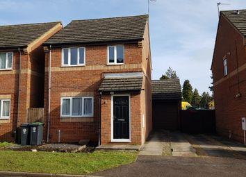 Thumbnail 3 bedroom detached house to rent in Harborough Way, Rushden