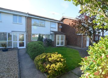 Thumbnail 3 bed semi-detached house for sale in James Boden Close, Felixstowe
