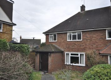 Thumbnail 3 bedroom semi-detached house to rent in Elmside, Milford, Surrey