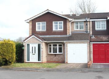 Thumbnail 4 bed property for sale in Wodehouse Close, Wombourne, Wolverhampton