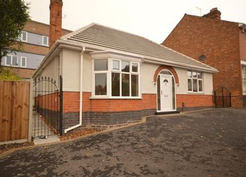 Thumbnail 2 bed detached house to rent in Hinckley Road, Earl Shilton, Leicester