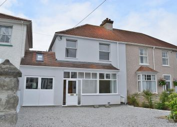 Thumbnail 4 bed semi-detached house to rent in Kings Avenue, Falmouth