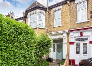 Thumbnail 3 bedroom flat for sale in Grove Green Road, London