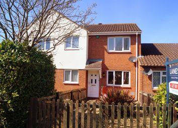 Thumbnail 2 bed terraced house to rent in Challacombe, Furzton, Milton Keynes