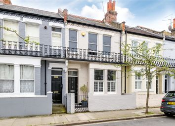 Thumbnail 3 bed terraced house for sale in Allestree Road, Fulham, London