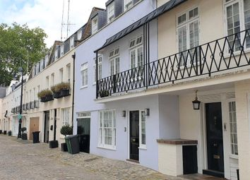Thumbnail 3 bed terraced house for sale in Eaton Mews North, Belgravia, London