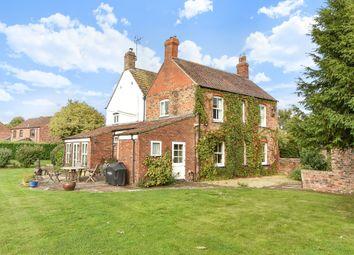 Thumbnail 5 bed farmhouse for sale in St. Johns Road, Slimbridge, Gloucester