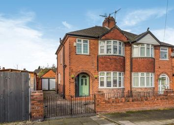 Thumbnail 3 bedroom semi-detached house for sale in Lansdowne Road, Hartshill, Stoke, Staffs