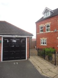 Thumbnail 3 bed town house to rent in The Rosegardens, Halesowen