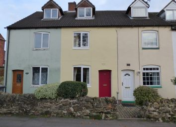 Thumbnail 2 bed terraced house to rent in Peggs Close, Measham, Swadlincote