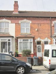 Thumbnail 3 bed terraced house to rent in Headingley Road, Handsworth
