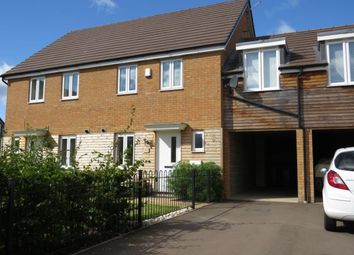 Thumbnail 3 bed link-detached house for sale in Dunnock Drive, Leighton Buzzard