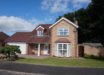 Thumbnail 4 bed detached house for sale in Parc Glan Aber, Abergele